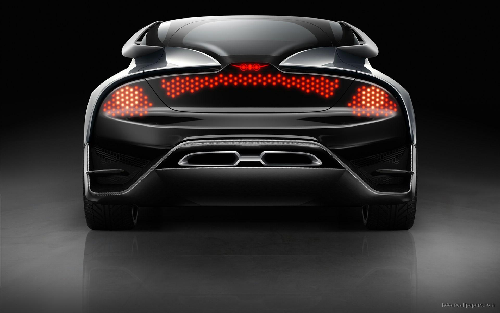 American Muscle Car Desktop Wallpapers 2011 Saab Phoenix Concept Car 3 Wallpaper Hd Car