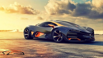 2015 Lada Raven Supercar Concept 2 Wallpaper | HD Car Wallpapers | ID #5166