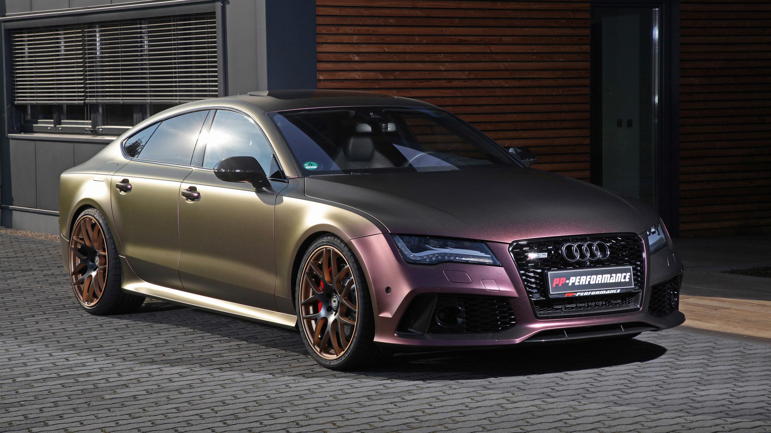 Audi Full Hd Wallpaper Download 2016 Pp Performance Audi Rs7 Wallpaper Hd Car Wallpapers