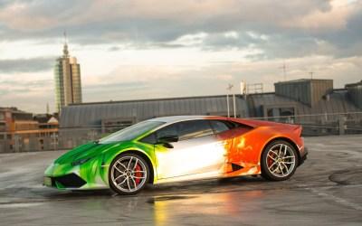 2016 Print Tech Lamborghini Huracan Wallpaper | HD Car Wallpapers | ID #6069
