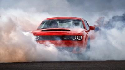 2018 Dodge Challenger SRT Demon Wallpaper | HD Car Wallpapers | ID #7717