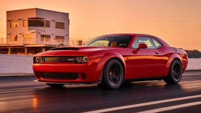 2018 Dodge Challenger SRT Demon 10 Wallpaper | HD Car Wallpapers | ID #8018