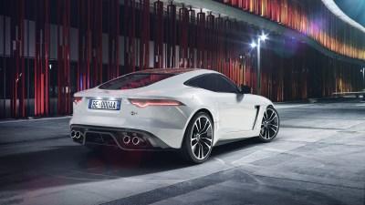 2018 Jaguar F TYPE SVR Coupe Wallpaper | HD Car Wallpapers | ID #9074