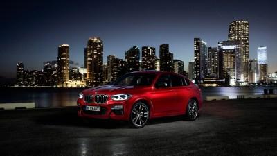 2019 BMW X4 M40d 4K 2 Wallpaper | HD Car Wallpapers | ID #9608