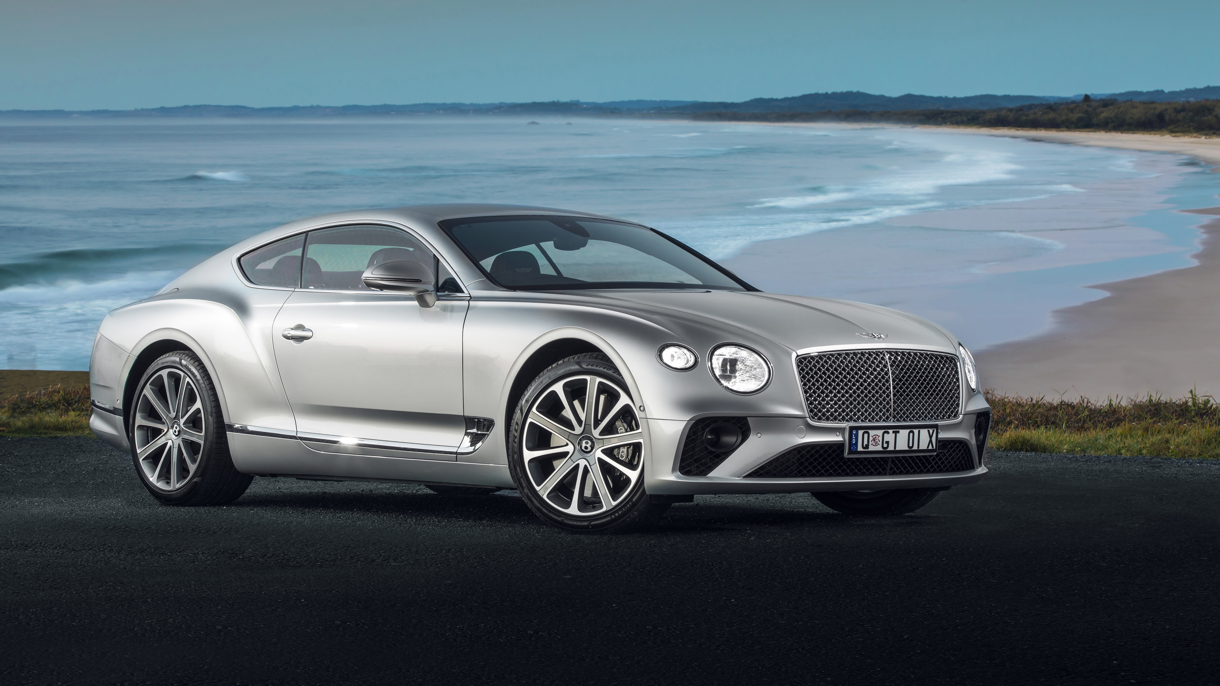 bentley continental gt 2018 wallpapers and hd images