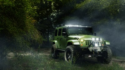 Jeep Wrangler Wallpaper | HD Car Wallpapers | ID #5570