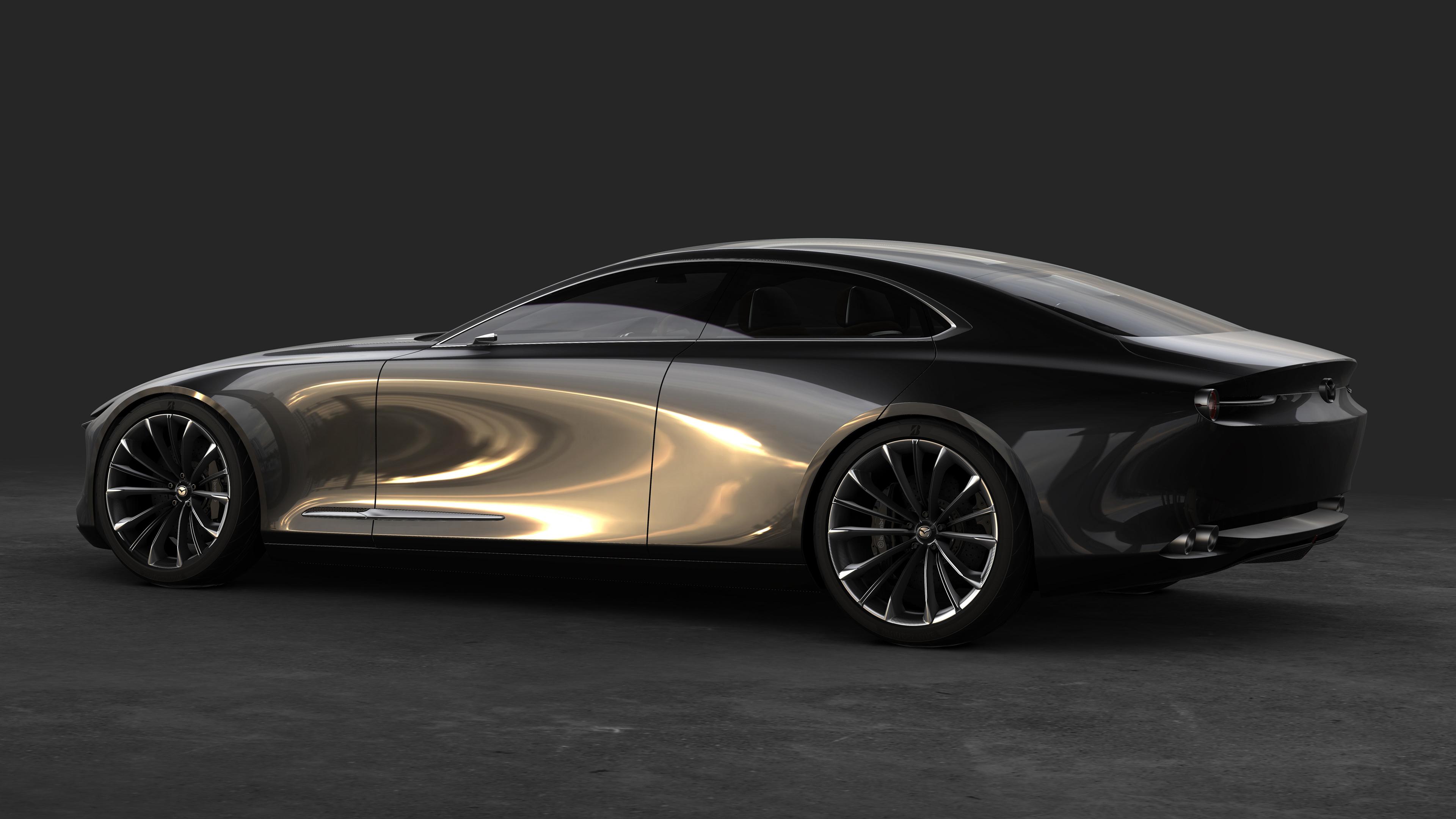 8k Car Wallpaper Download Mazda Vision Coupe Concept 4k Wallpaper Hd Car