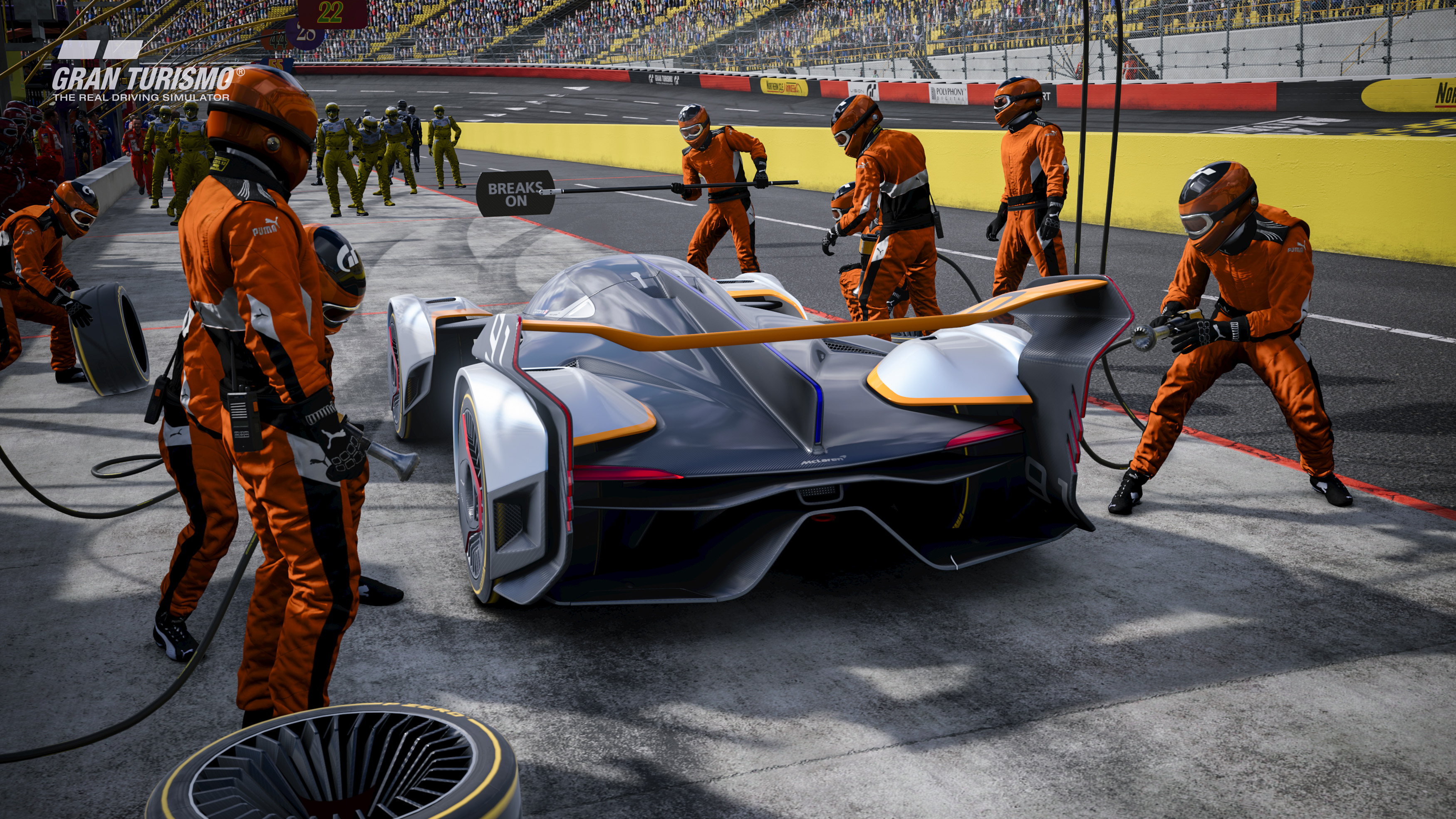 Bmw M Wallpaper Iphone X Mclaren Ultimate Vision Gt For Ps4 Gran Turismo Sport 7