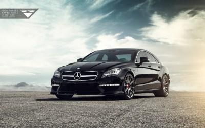 Mercedes Benz CLS63 AMG Vorsteiner Wallpaper | HD Car Wallpapers | ID #5611