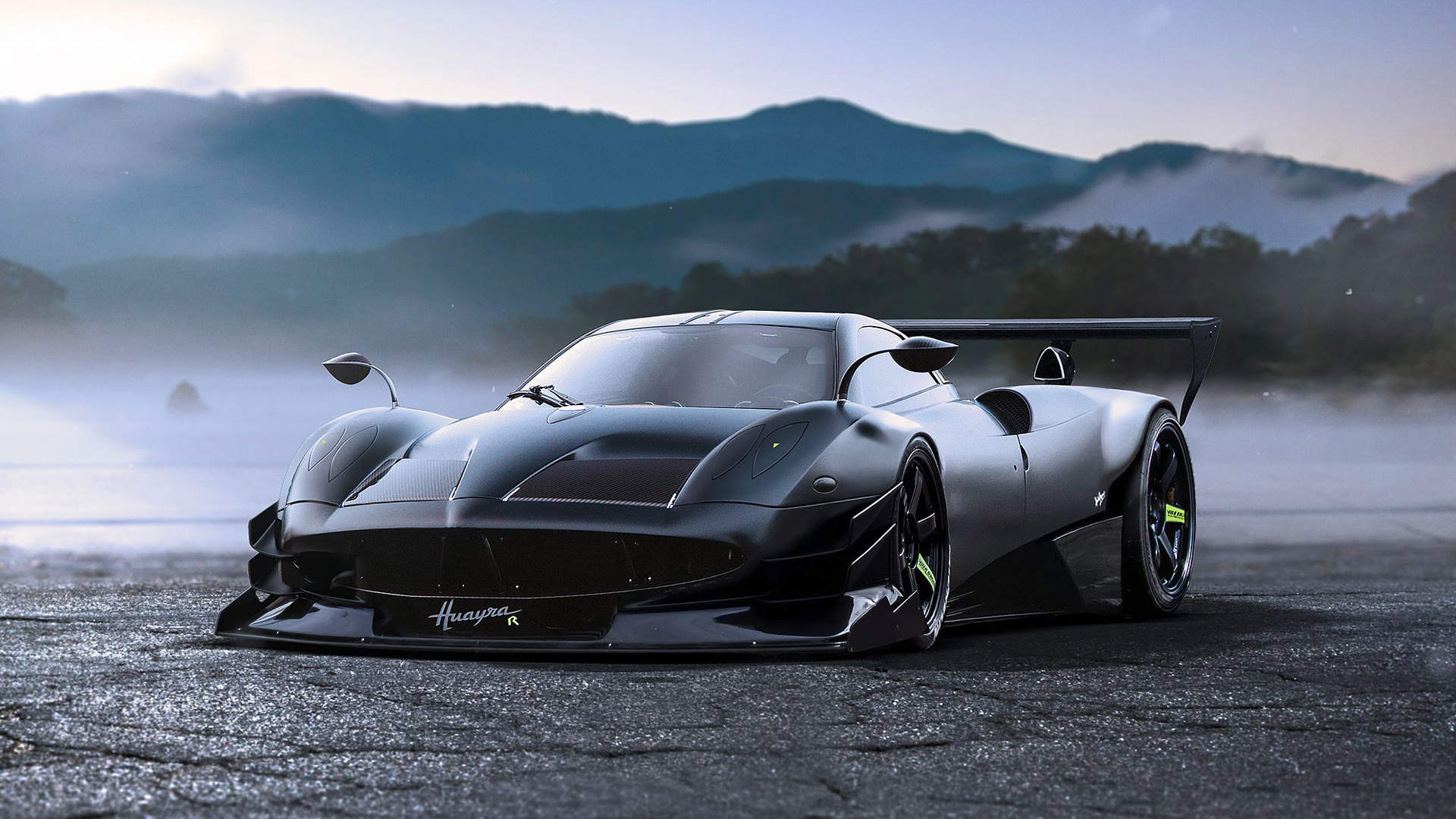 Ferrari Car Wallpaper For Desktop Pagani Huayra R Concept Wallpaper Hd Car Wallpapers Id