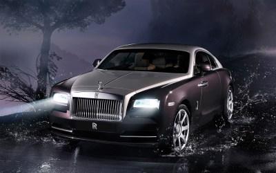 Rolls Royce Wraith 2014 Wallpaper | HD Car Wallpapers | ID #3301