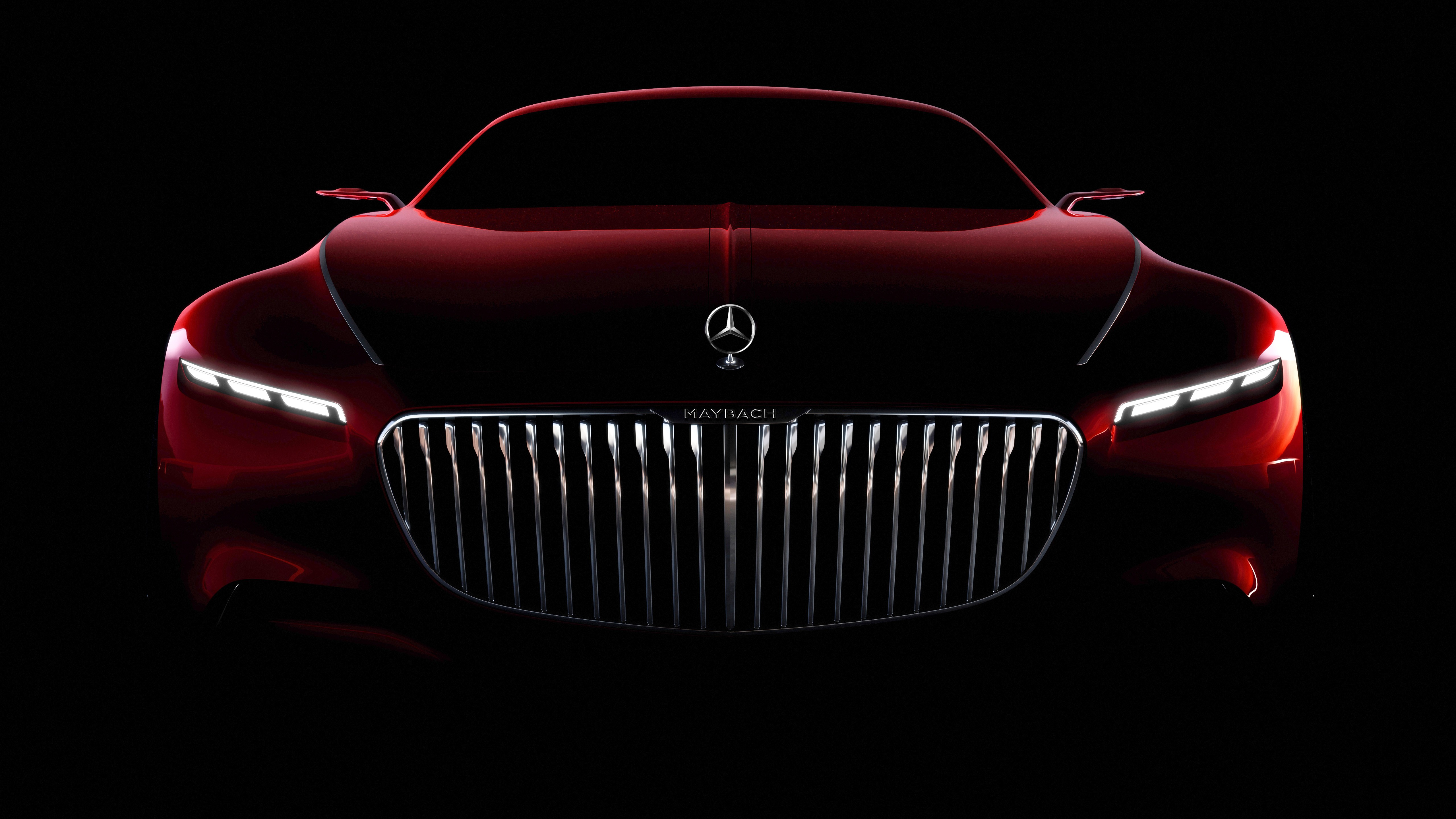 Wallpaper Ferrari Iphone 5 Vision Mercedes Maybach 6 Coupe 5k Wallpaper Hd Car