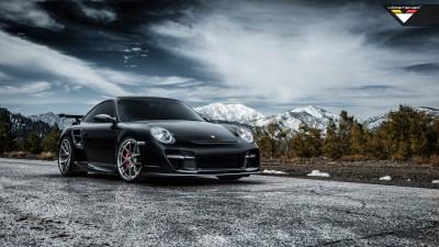 Vorsteiner Porsche 997 V RT Edition 911 Turbo Wallpaper   HD Car Wallpapers   ID #4477