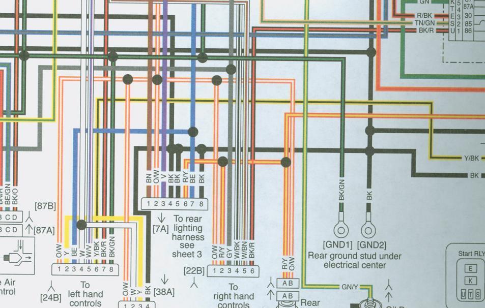 93 Dyna Wiring Diagram Online Wiring Diagram