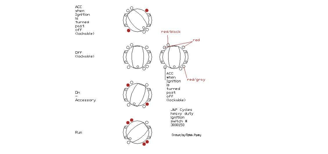 6 position switch wiring diagram