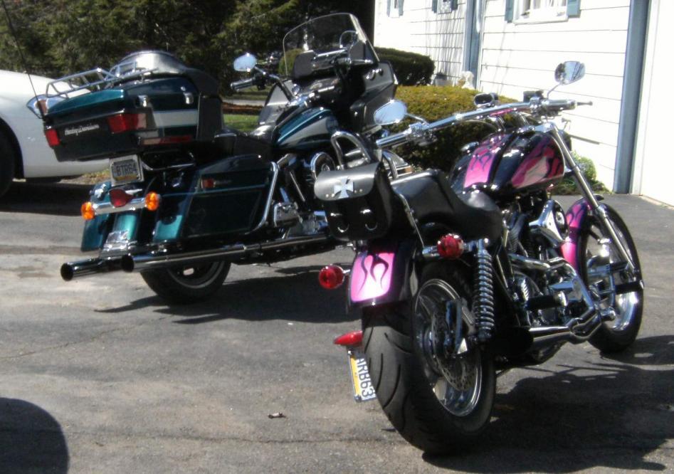 97 EVO jackshaft removal - Harley Davidson Forums