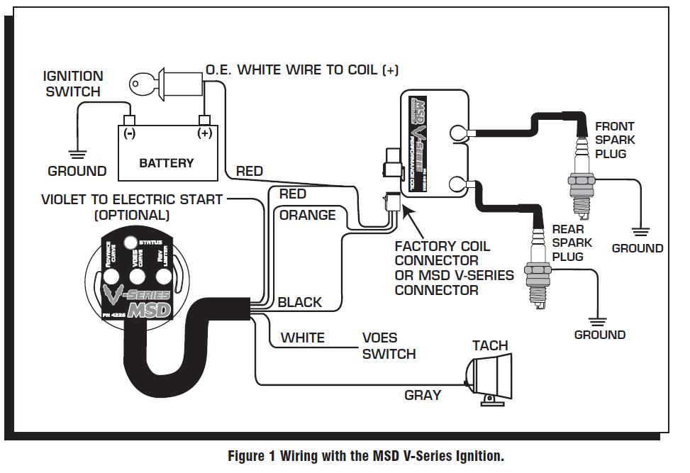 msd ignition wiring diagram crane
