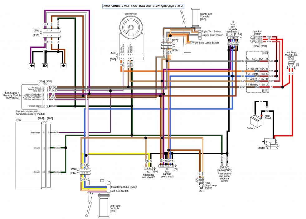 evo motorcycle wiring diagrams ecm