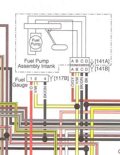 1988 Harley Davidson Wiring Diagrams 08 Fuel Sender Wiring Help Harley Davidson Forums