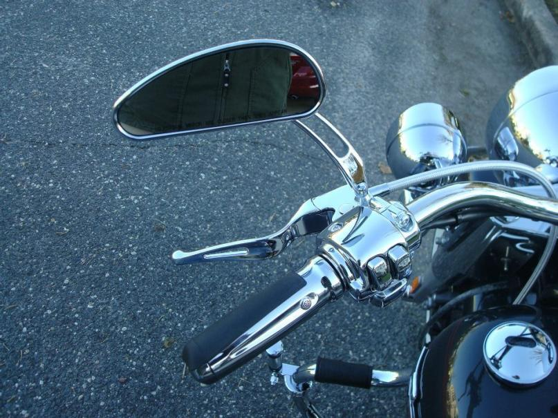 3d Laser Wallpapers Hd Profile Custom Mirrors W Slotted Stem Harley