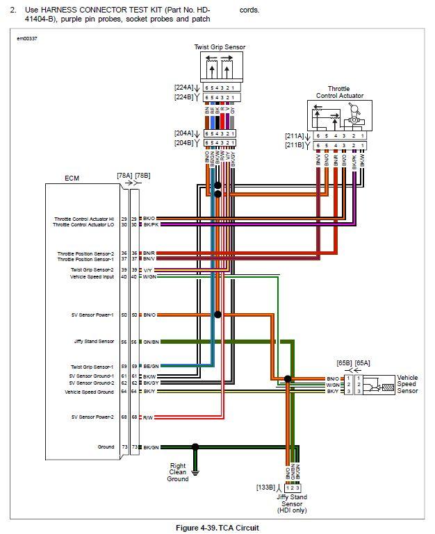 2011 Harley Flhx Wiring Diagram Wiring Diagram