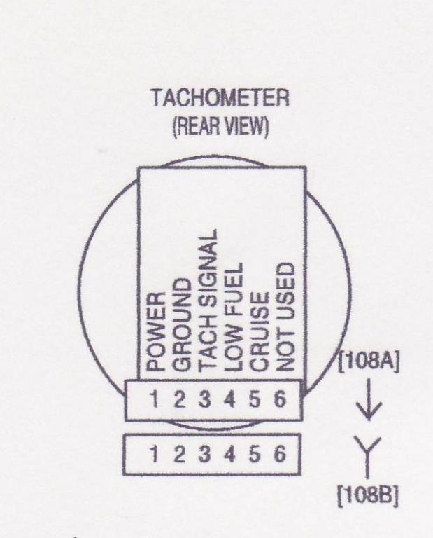 Road Glide \u003c2001 tachometer wiring diagrams (need help)! - Harley