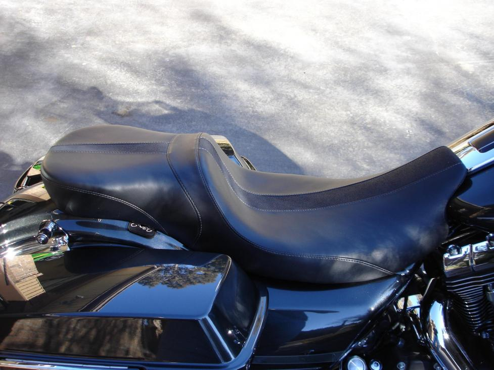 Cc Motorcycle Seats Harley Davidson Forums