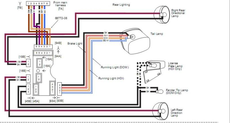Ke Light Wiring Harness Wiring Diagrams
