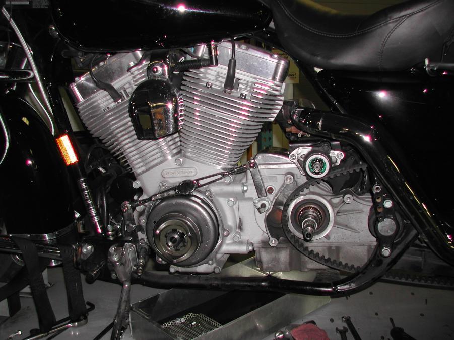 Oil Leak on Primary Side - Harley Davidson Forums