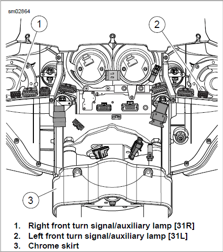 harley davidson speakers wiring diagram