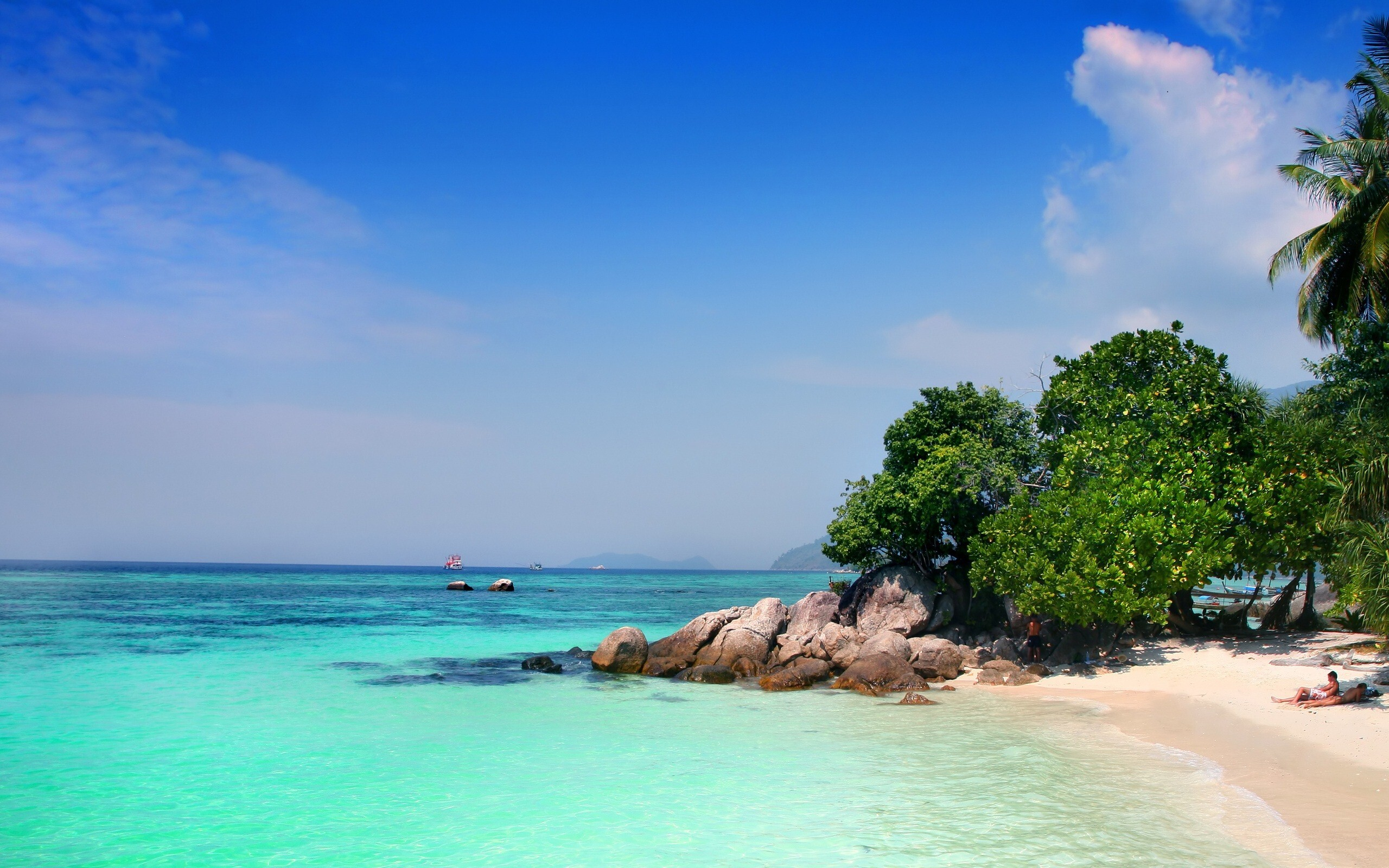 Ios 11 Wallpapers Iphone X Beautiful Ko Lipe Island Beach In Thailand Hd Wallpapers