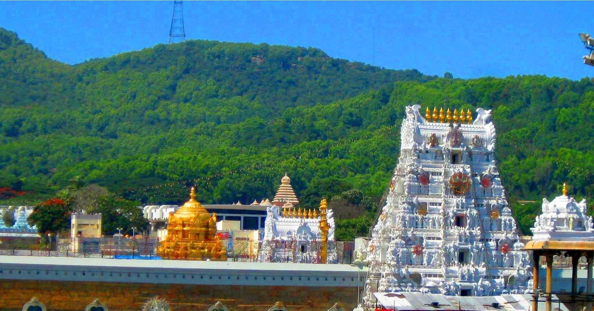 Lord Venkateswara Hd Wallpapers For Windows 7 Tirumal Tirupati Balaji Temple Wallpapers For Desktop Hd