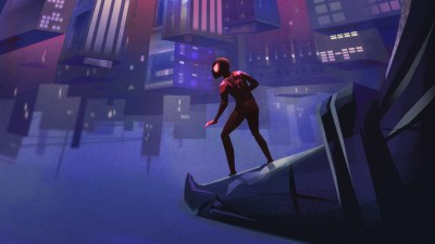 SpiderMan Into The Spider Verse Artworks, HD Superheroes, 4k Wallpapers, Images, Backgrounds ...