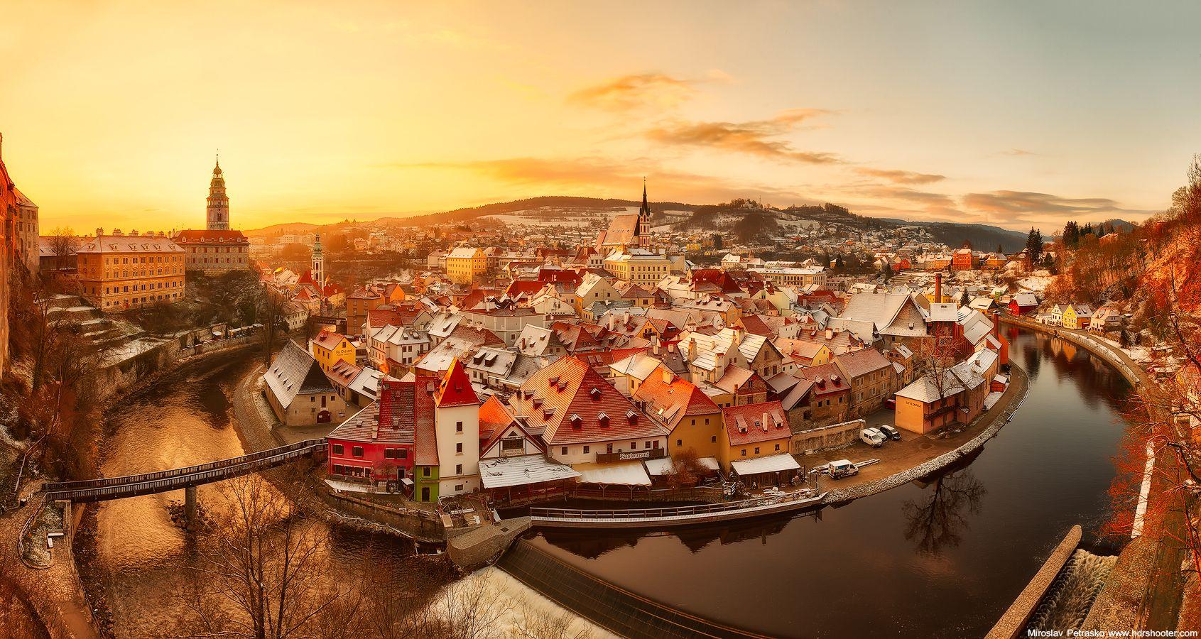 Beautiful Winter Wallpapers Hd Top 5 Photography Spots Cesky Krumlov Hdrshooter
