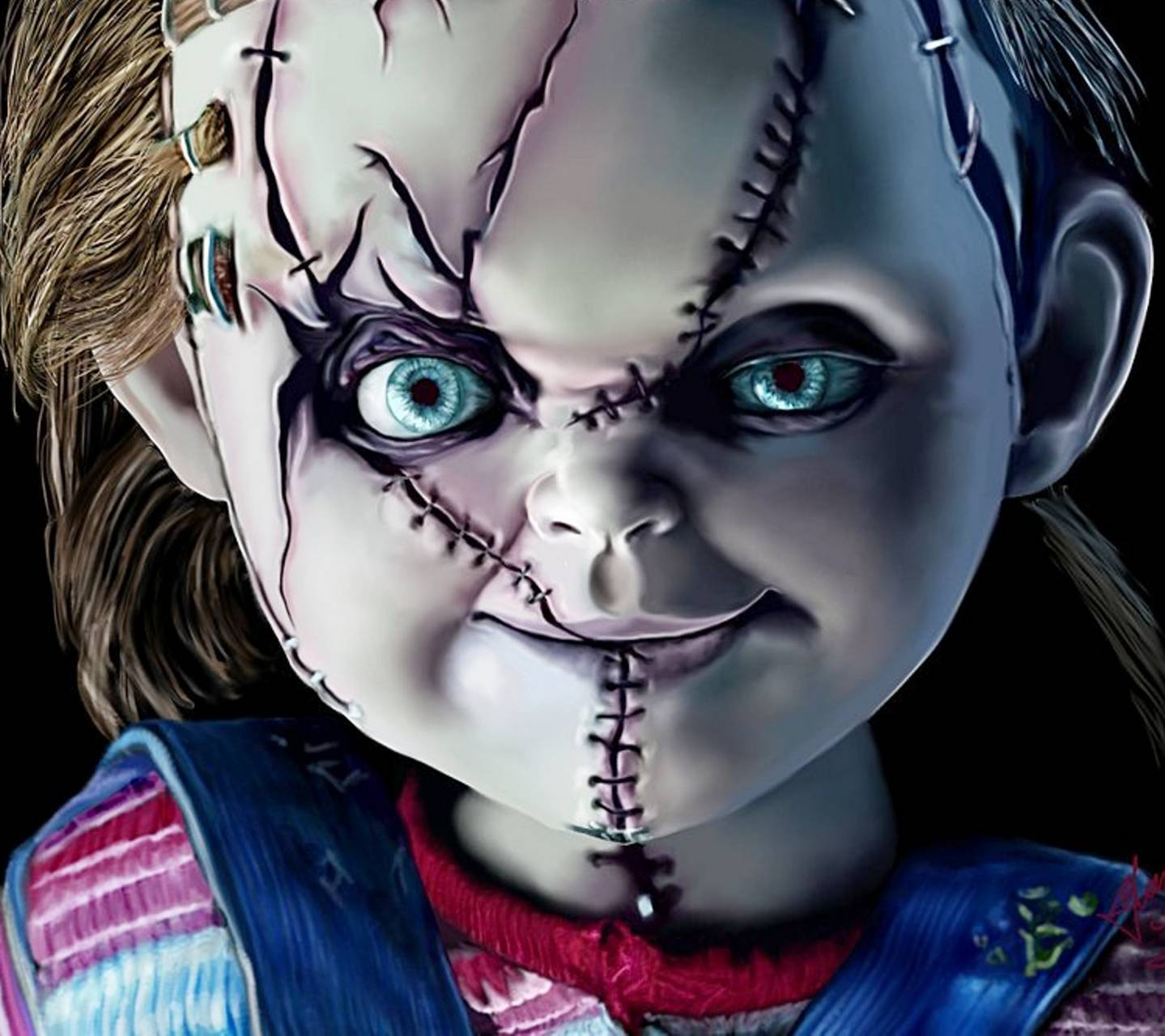 Cute Barbie Wallpapers 240x320 Chucky 4k Wallpaper Hd Wallpapers Hd Backgrounds