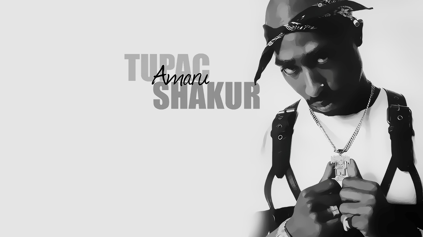 Inspirational Quotes Wallpaper Rapper 2pac Wallpapers Pictures Images