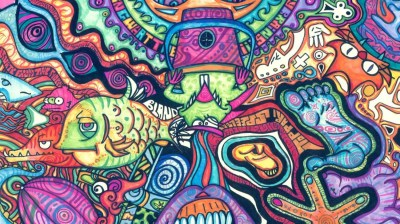 Trippy Wallpapers, Pictures, Images