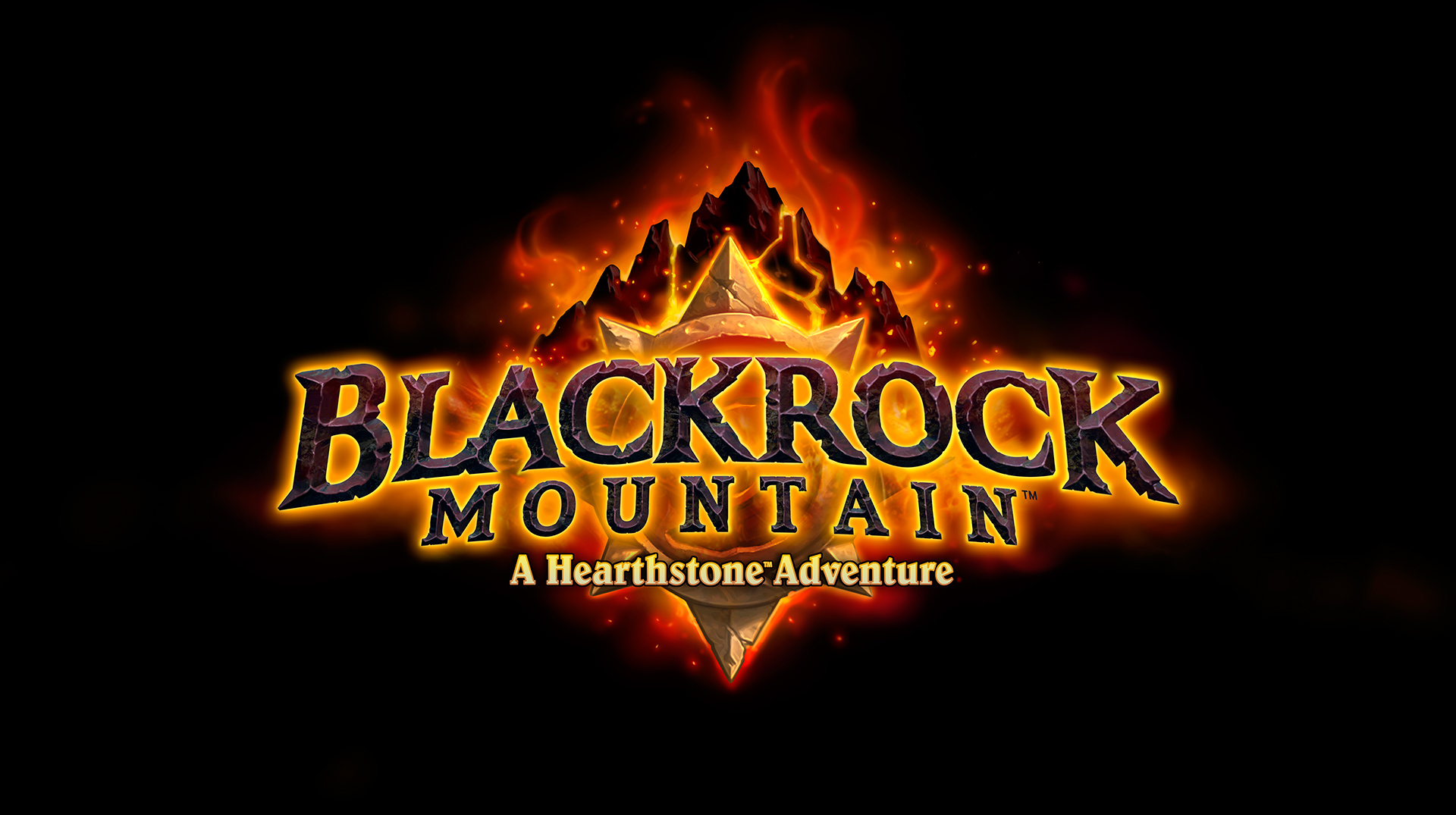 Diablo Hd Wallpaper Blackrock Mountain A Hearthstone Adventure Wallpapers