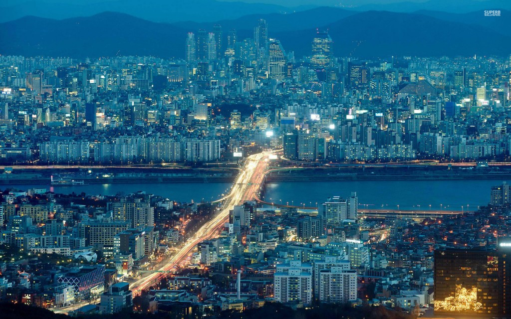Seoul Wallpaper Iphone Seoul Wallpapers Pictures Images