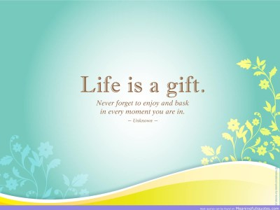 Life Quote Wallpapers, Pictures, Images