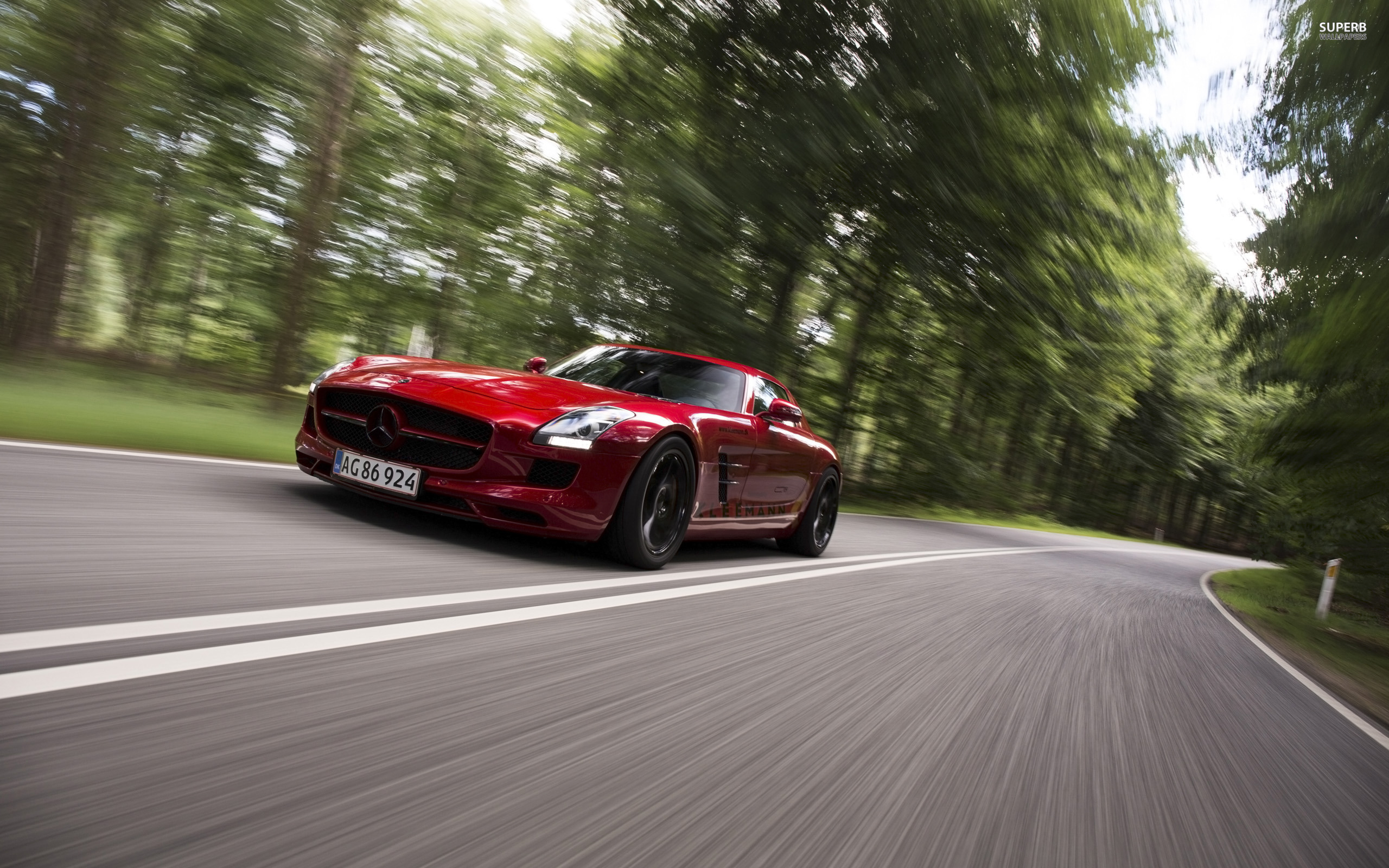 Superb Wallpapers Hd Mercedes Benz Sls Amg Wallpapers Pictures Images