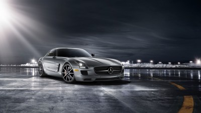Mercedes-Benz SLS AMG Wallpapers, Pictures, Images