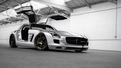 Mercedes-Benz SLS AMG Wallpapers, Pictures, Images