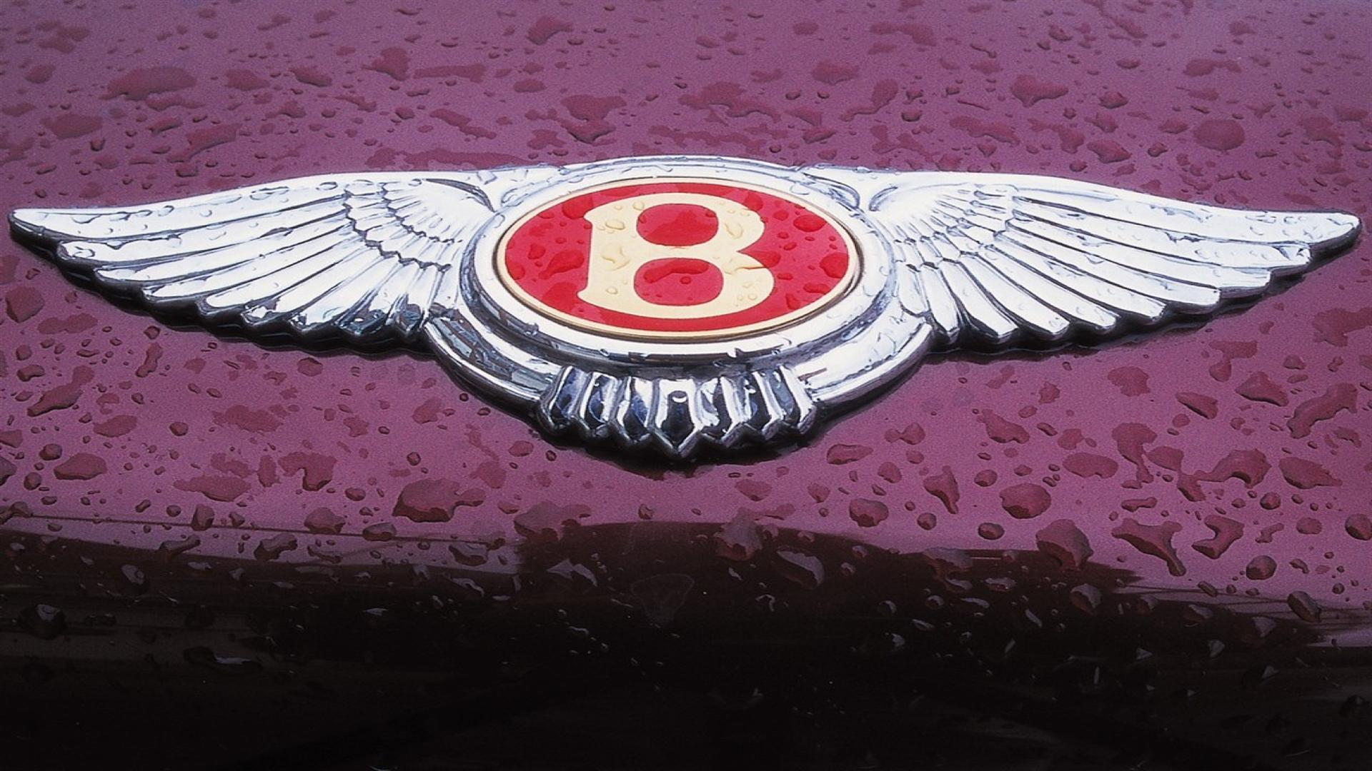Car Logos 3d Wallpaper Bentley Logo Wallpapers Pictures Images
