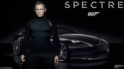 James Bond: Spectre Wallpapers, Pictures, Images