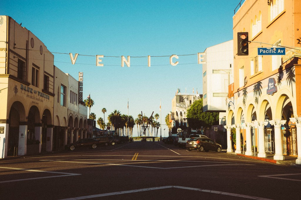 Iphone X Los Angeles Wallpaper Venice Beach Wallpapers Pictures Images