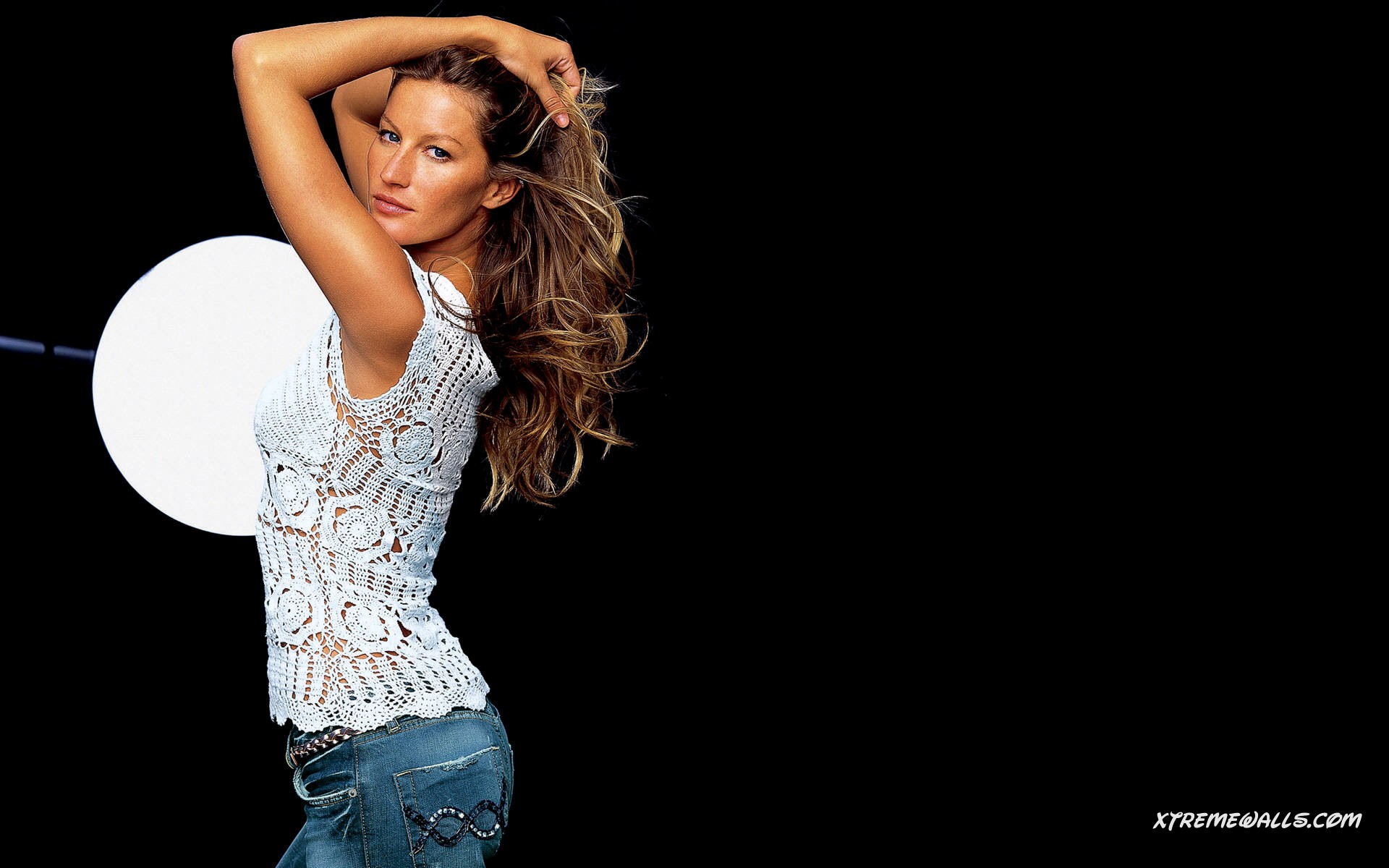 Daisy Iphone Wallpaper Gisele Bundchen Wallpapers Pictures Images