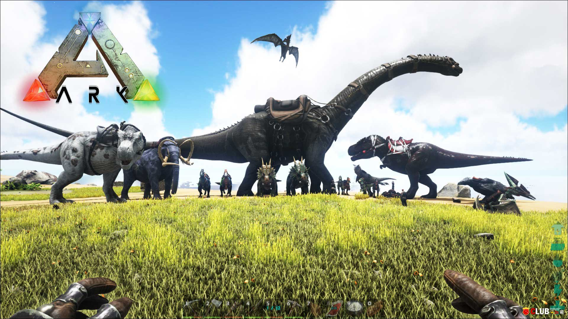 Ps4 Games Hd Wallpapers Ark Survival Evolved Wallpapers Pictures Images
