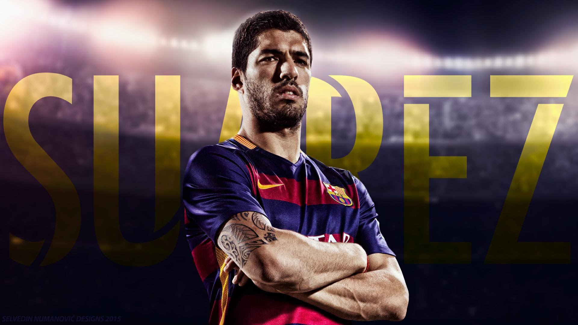 3d Wallpapers Messi Luis Suarez Wallpapers Pictures Images