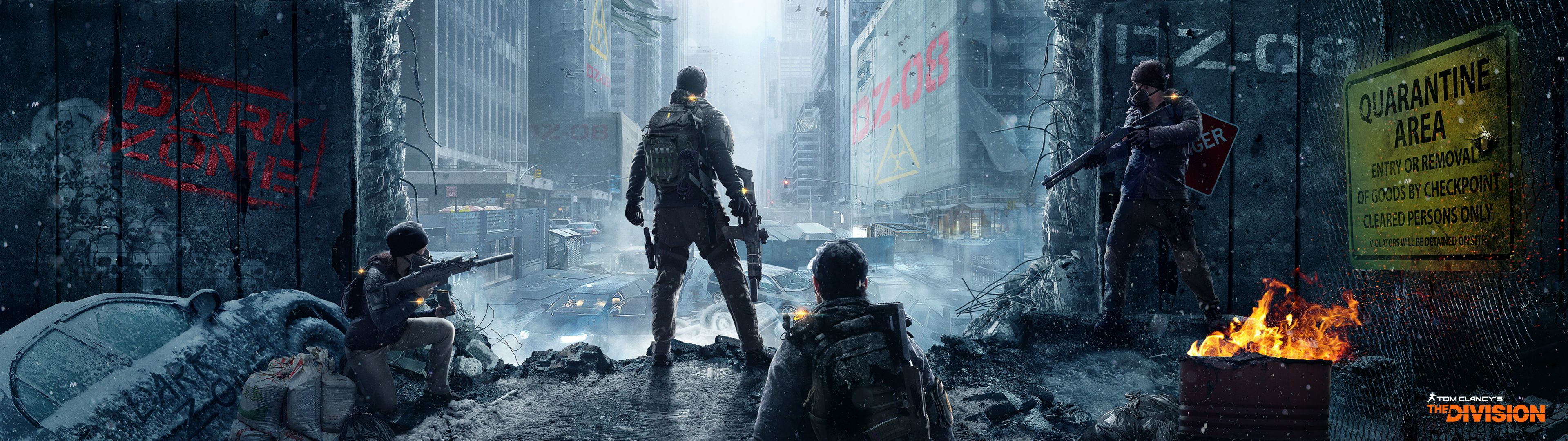 Fall Wallpaper Dual Monitor The Division Wallpapers Pictures Images